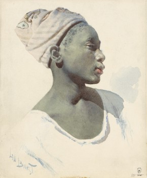 Young Dahomey