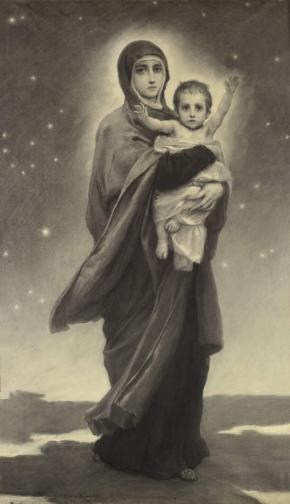 Our Lady with the Holy Child