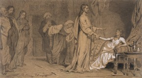 The Raising of Jairus's Daughter