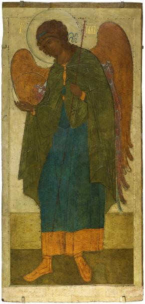 The Archangel Gabriel from the Deesis Tier