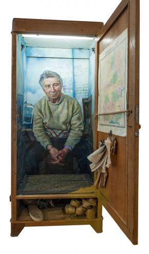 The Cupboard of the Il'ja. (Kabakov)