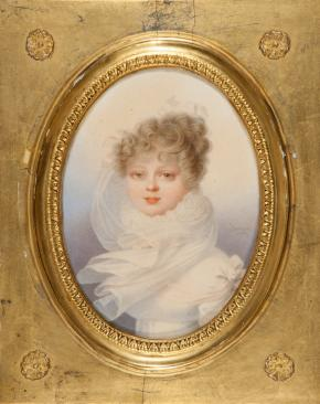 Portrait of Grand Duchess Ekaterina Pavlovna