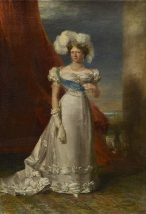 Portrait of Empress Marie Feodorovna