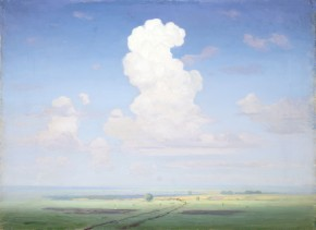 Cloud over Steppe