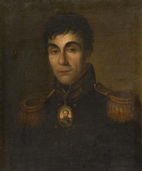 Portrait of Count Alexei Arakcheyev