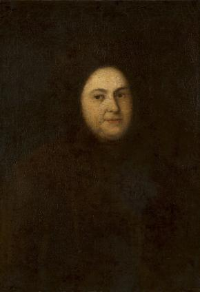 Portrait of Tsarina Eudoxia Feodorovna, née Lopukhina, First Wife of Peter I