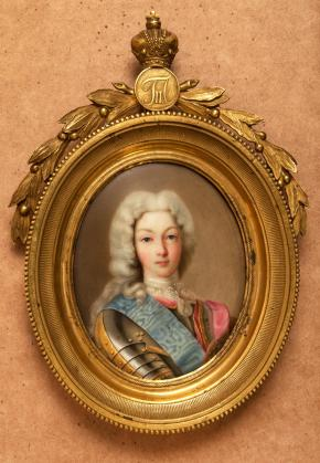 Portrait of Peter II