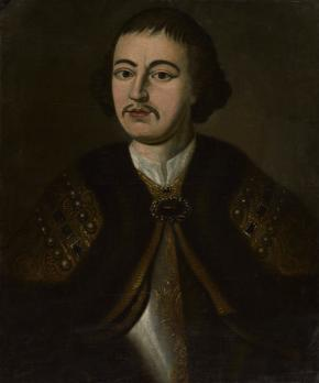 Portrait of Peter I