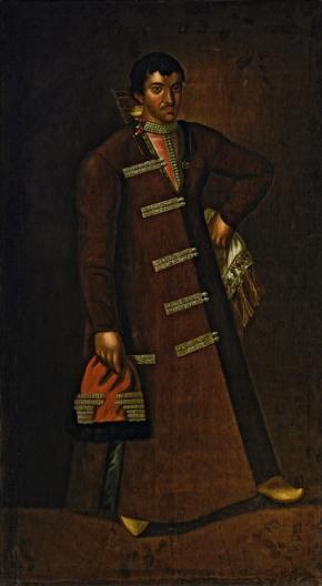 Portrait of Prince Andrei the Elder Repnin