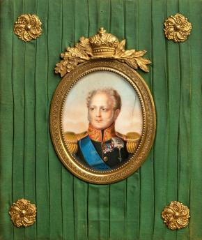 Portrait of Alexander I