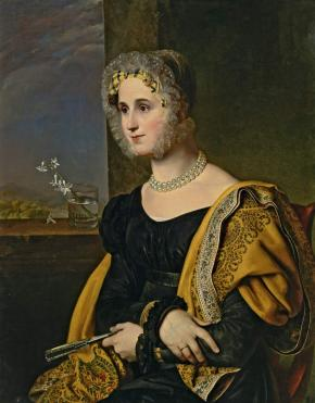 Portrait of Ekaterina Avdulina
