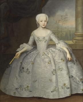 Portrait of Sarah Eleanore Fairmore