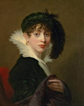 Portrait of Countess Sofia Stroganova