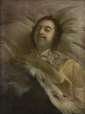 Peter I on His Death Bed