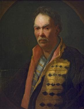 Portrait of a Field Hetman