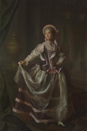 Portrait of Alexandra Levshina