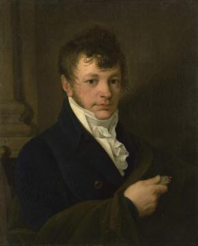 Portrait of Alexei Tomilov