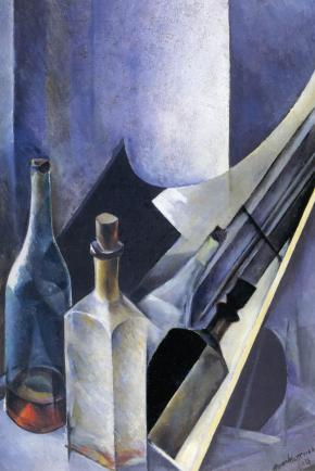 Still-Life. Colour Volumes and Planes