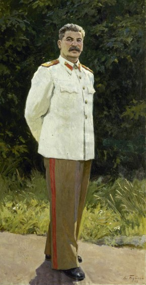 Portrait of Joseph Stalin