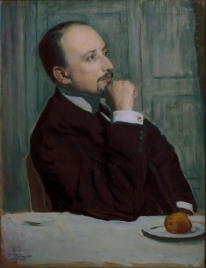 Portrait of Yevgeny Lanceray