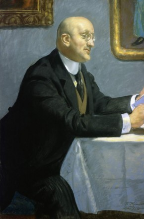 Portrait of Igor Grabar