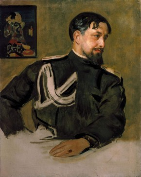 Portrait of Nikolai Milioti