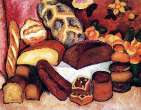Breads. Still-Life