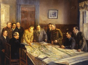 For the Happiness of the People (Session of the Politburo of the Central Committee of the All-Union Communist Party (Bolsheviks))