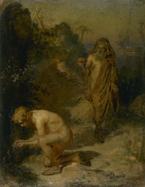 Diogenes and the Boy