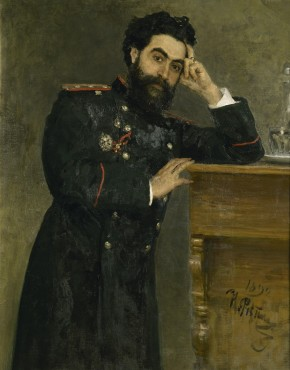 Portrait of Ivan Tarkhanov