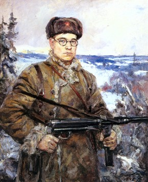 Portrait of Partisan V