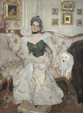 Portrait of Princess Zinaida Yussupova