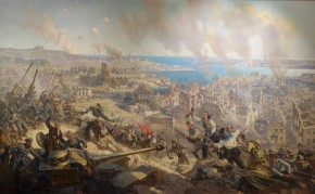 The Taking of Sevastopol