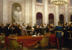 In the Name of Peace (The Signing of the Treaty of Friendship, Union and Mutual Assistance Between the Soviet Union and the People's Republic of China)