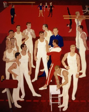 Gymnasts of the USSR
