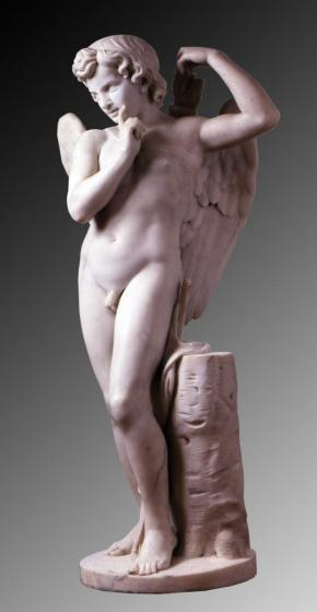 Cupid (Amor) (Cupid in the guise of Harpocrates)