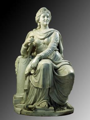 Catherine the Great as Themis