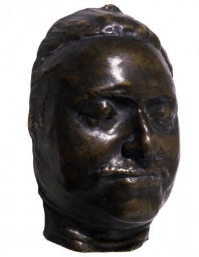 Death Mask of Peter I