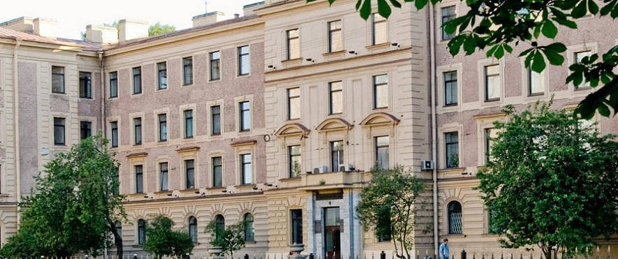 Медицинская оборудование санкт петербург университет анализ крови s100